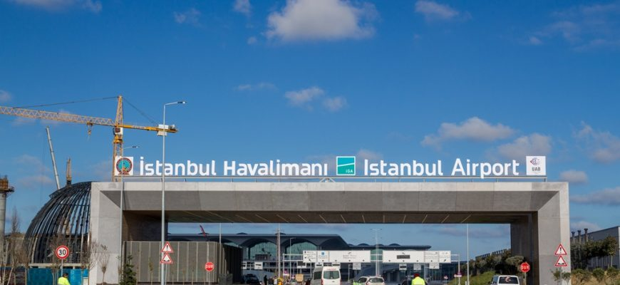 Vliegveld Istanboel