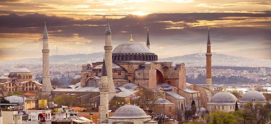 24 uur in Istanboel