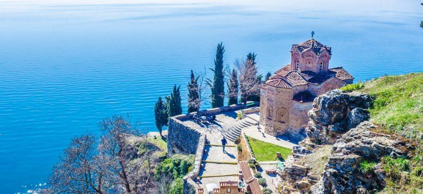 Het Ohrid Meer bezoeken