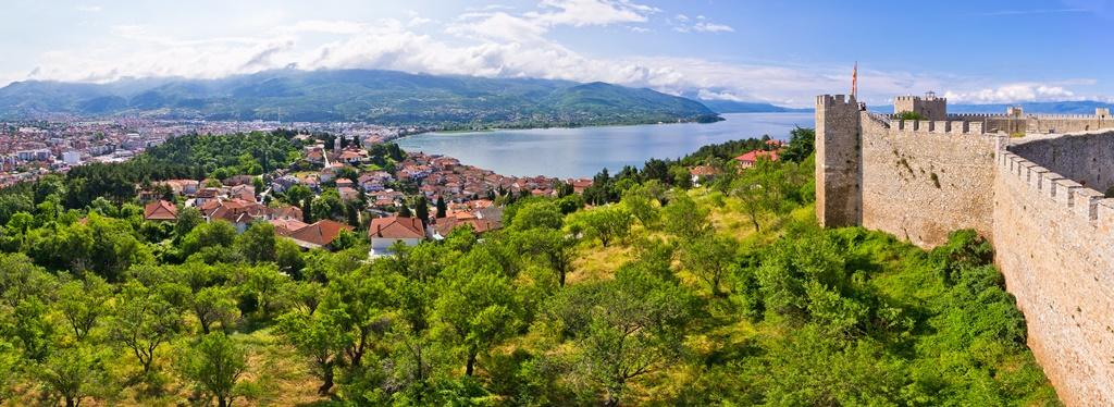 Bezienswaardigheden Ohrid Meer