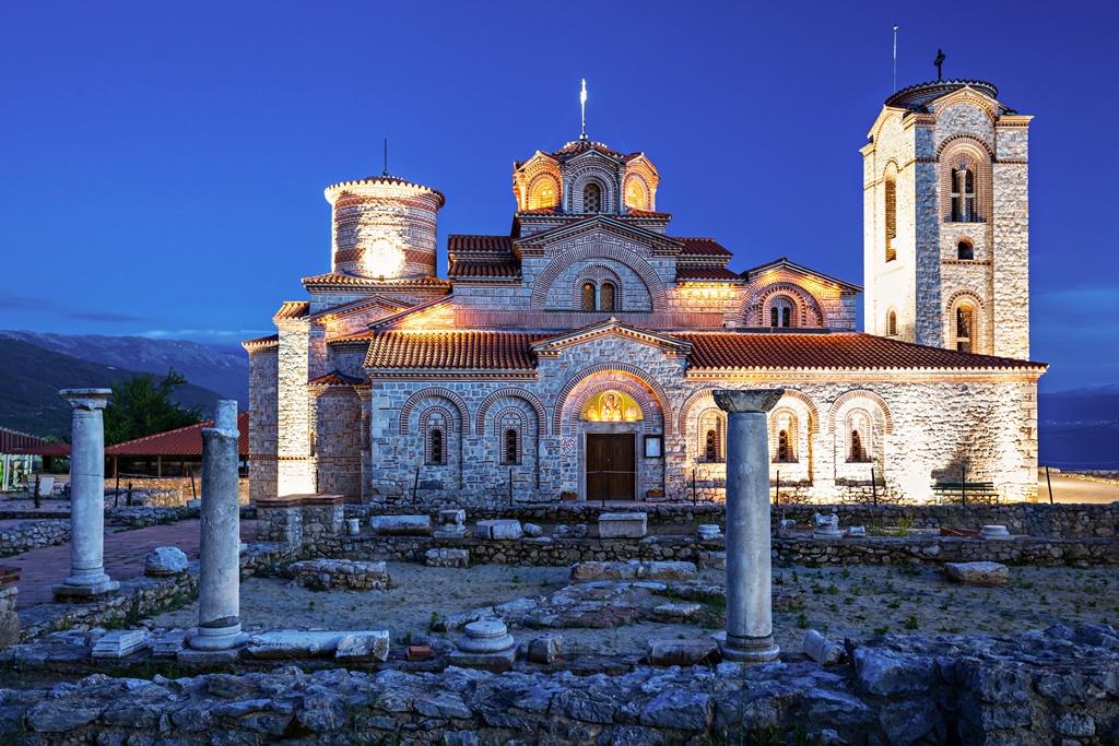 Wat te zien in Ohrid
