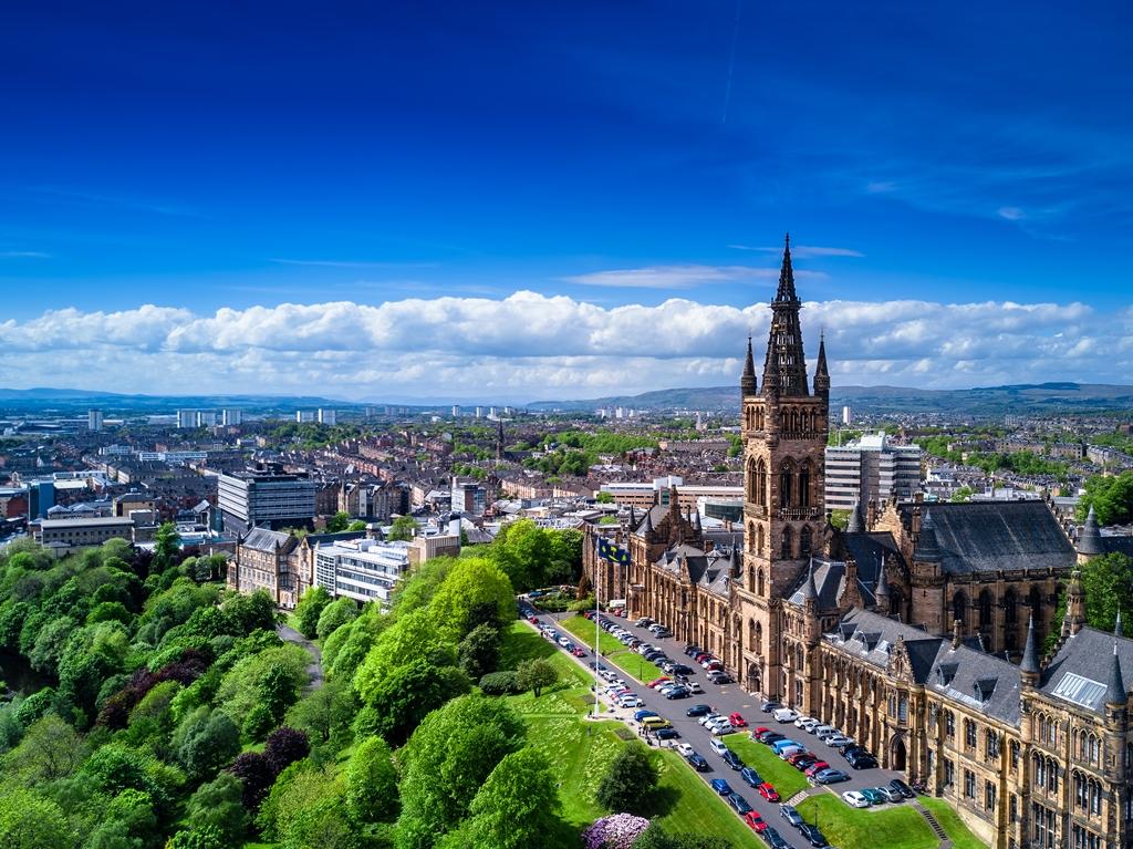 Wat te zien in Schotland