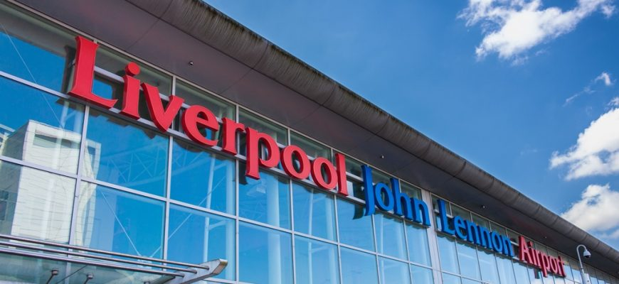 Liverpool Airport Bus How To Get To And From The Airport