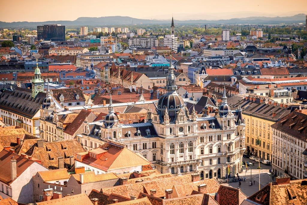 24 sata u Grazu, jednodnevni vodič kroz posjet gradu