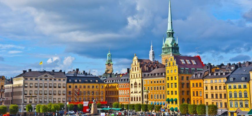 24 uur in Stockholm