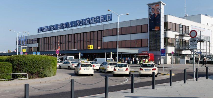 Vliegveldbus Berlijn Schonefeld