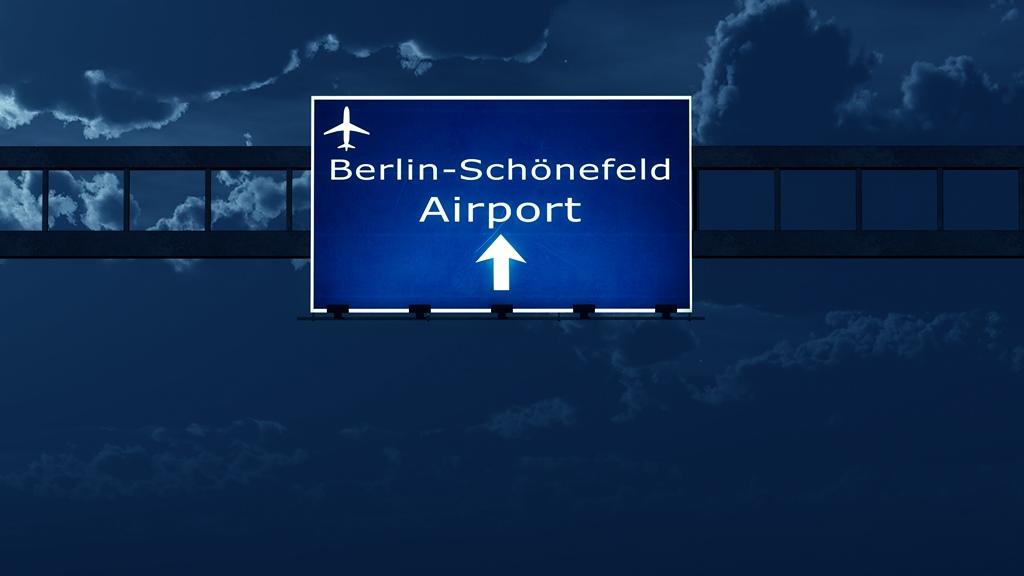 Vliegveld Berlijn Schonefeld