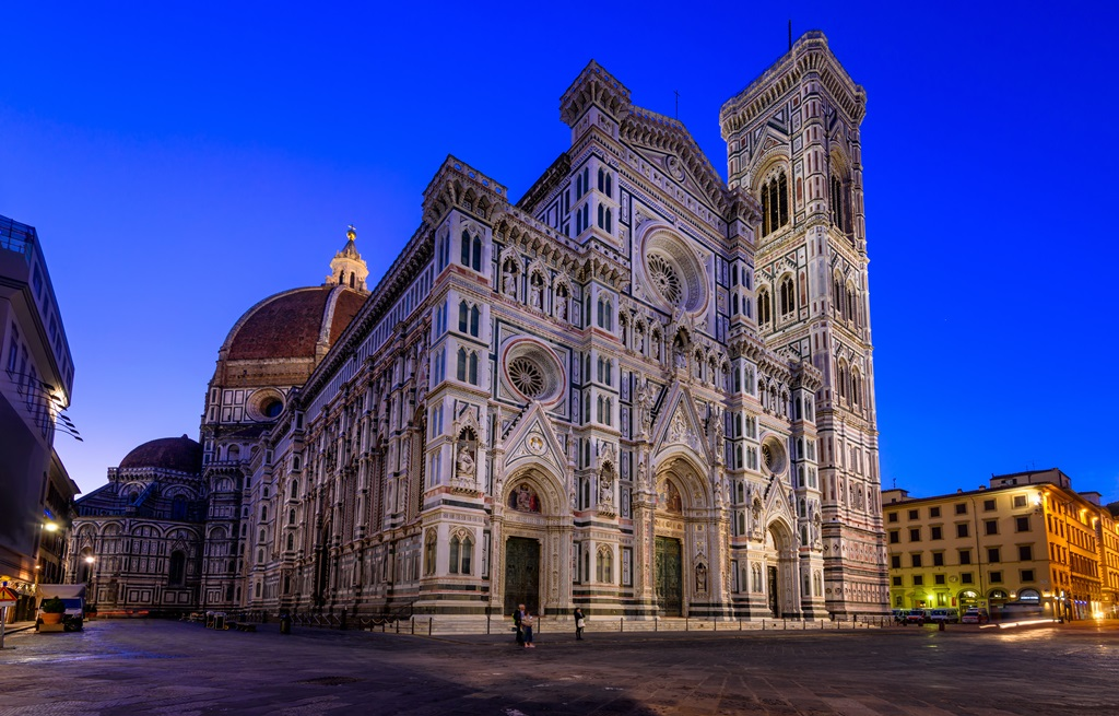 Wat te zien in Florence