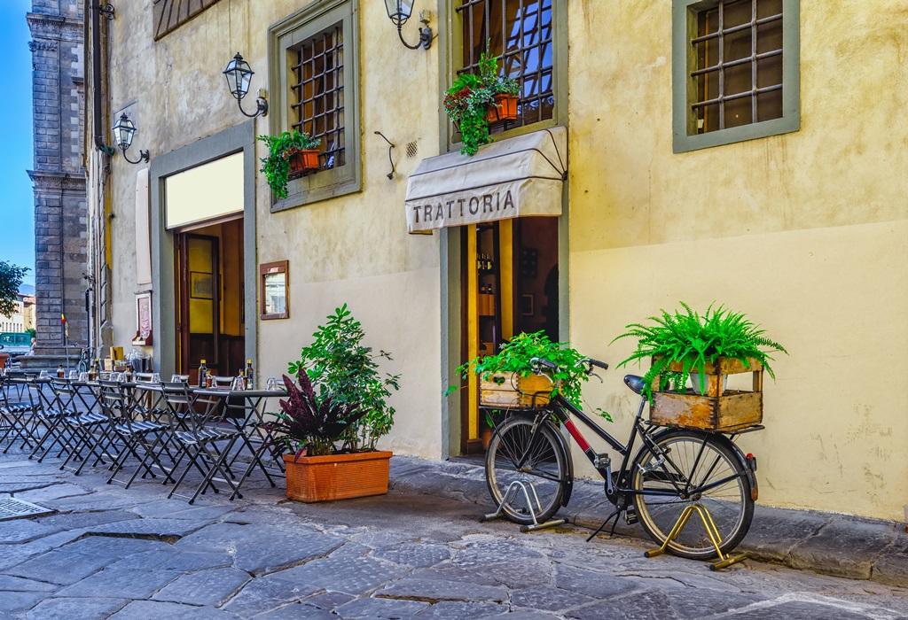Uit eten in Florence