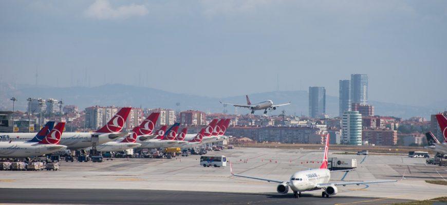 Vliegveldbus Ankara