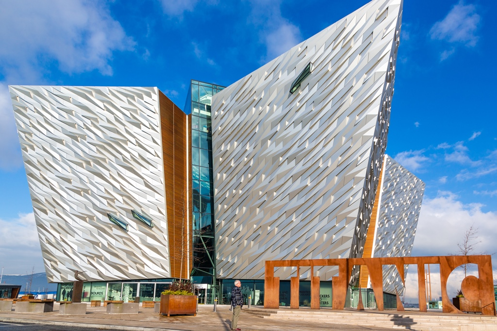 Wat te doen in Belfast