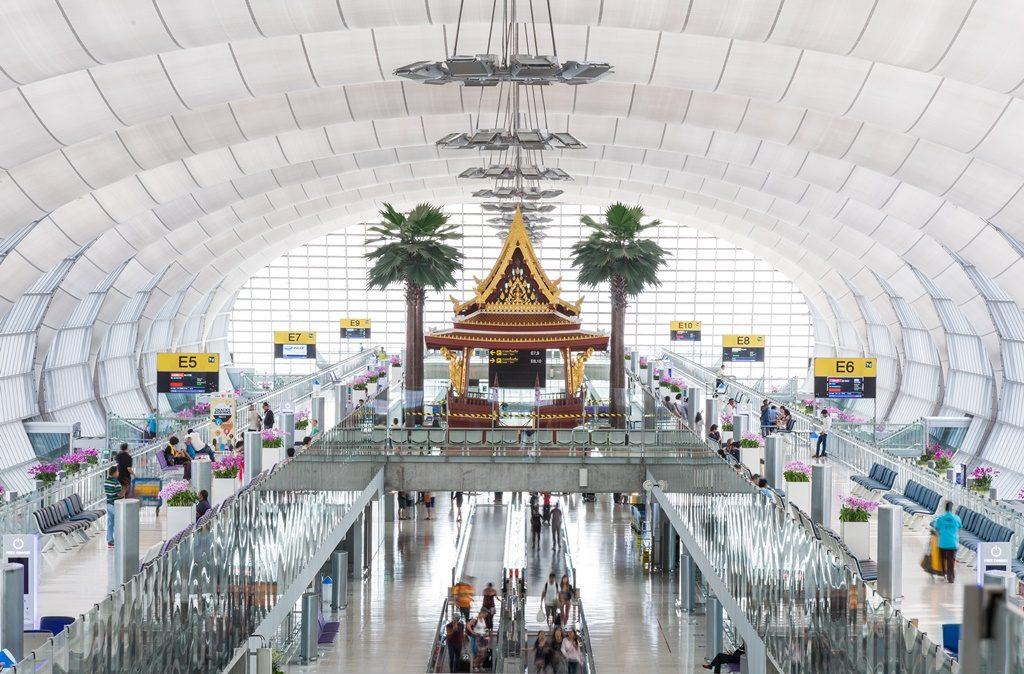 Zračna luka Bangkok Suvarnabhumi