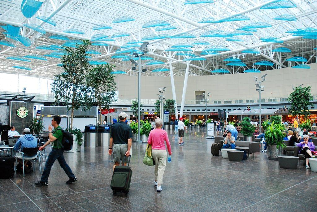 Zračna luka Indianapolis