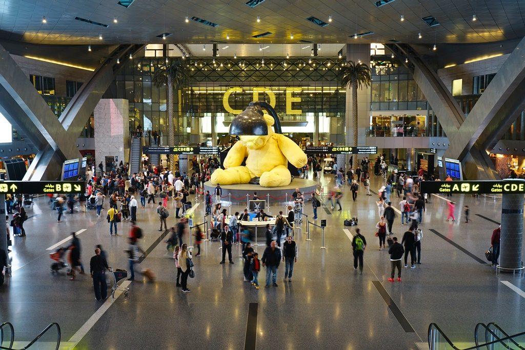 Zračna luka Hamad