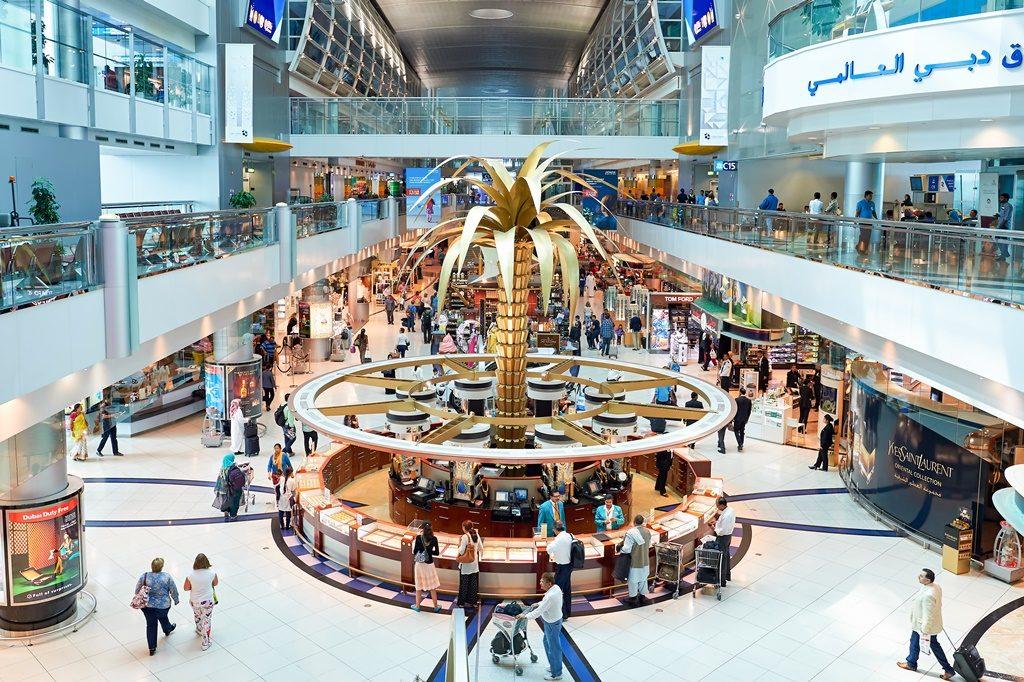Zračna luka Dubai