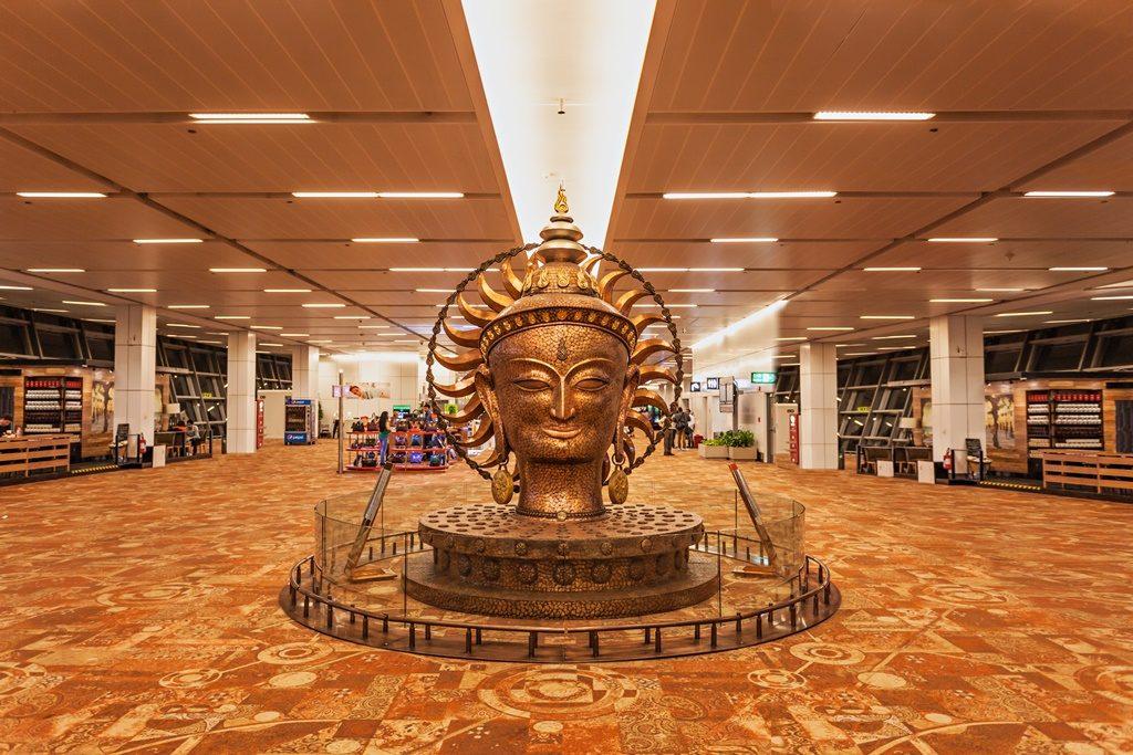 Zračna luka Delhi