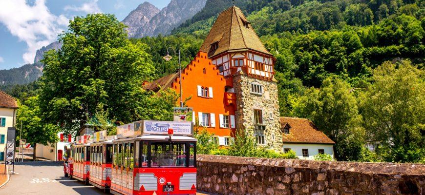 Liechtenstein bezoeken
