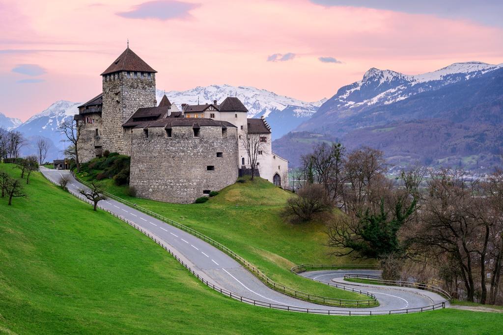 Bezienswaardigheden in Liechtenstein