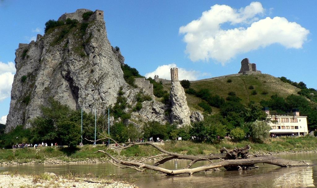 Il vecchio Castello di Devin
