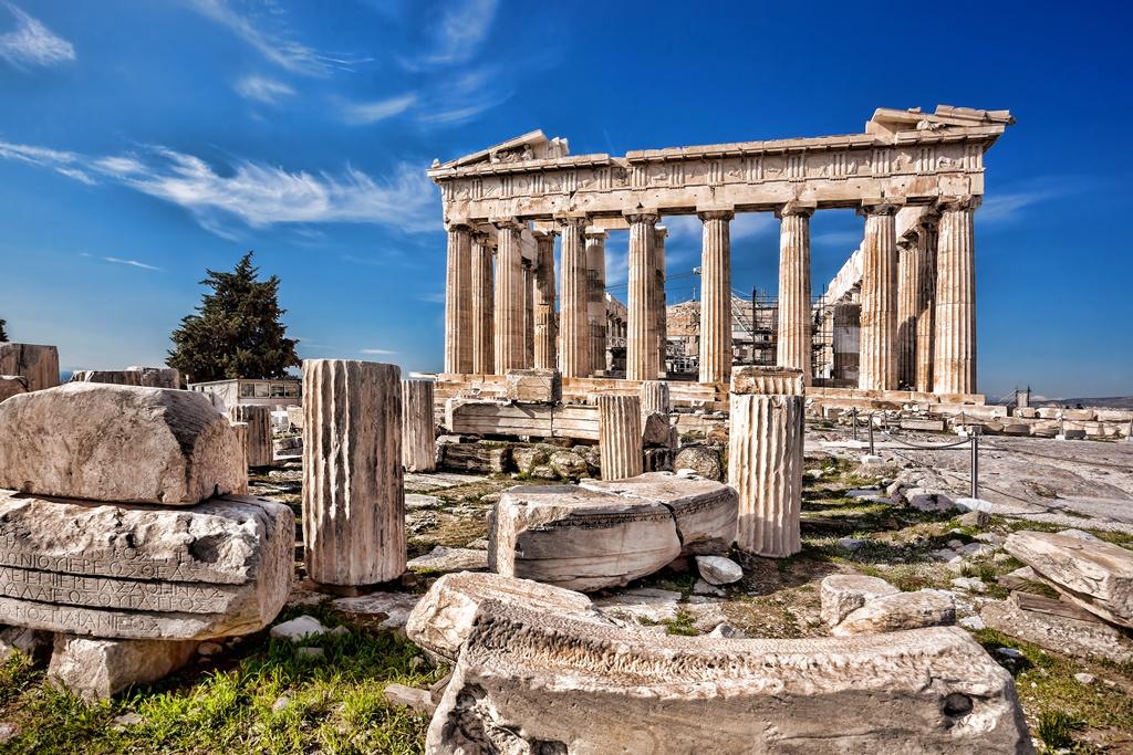 Parthenon Temple