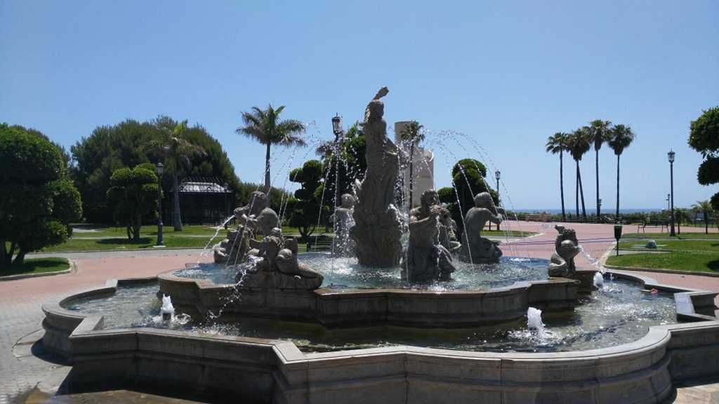 Parque Fountaine