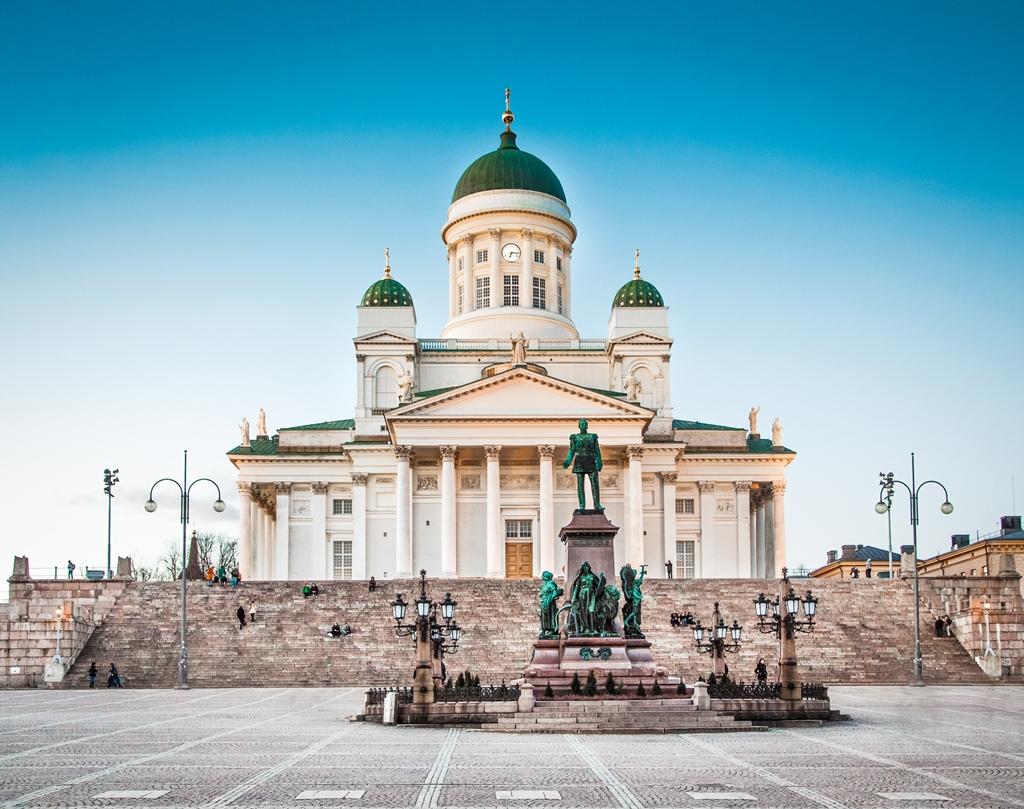 Wat te zien in Helsinki