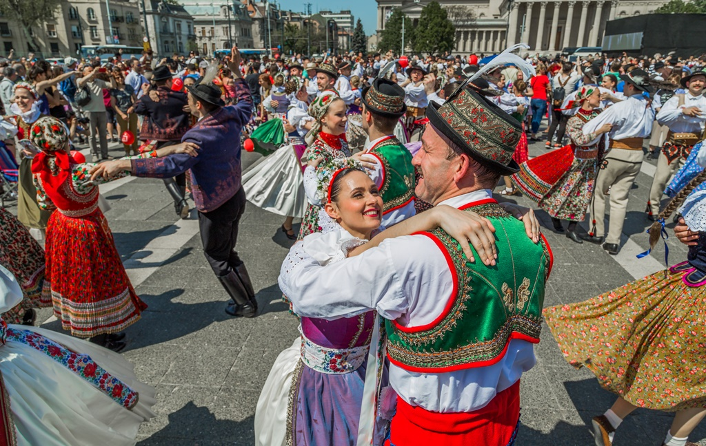 Mađarski tradicionalni ples