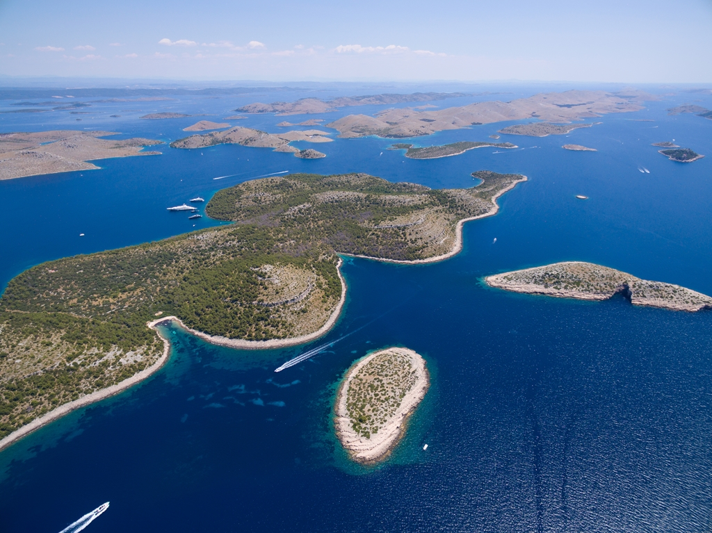 Kornati eilandengroep