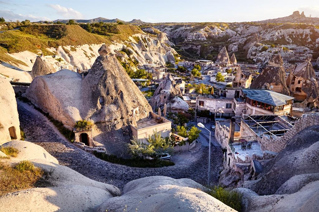 Hotels i resort, Goreme, Kapadokija