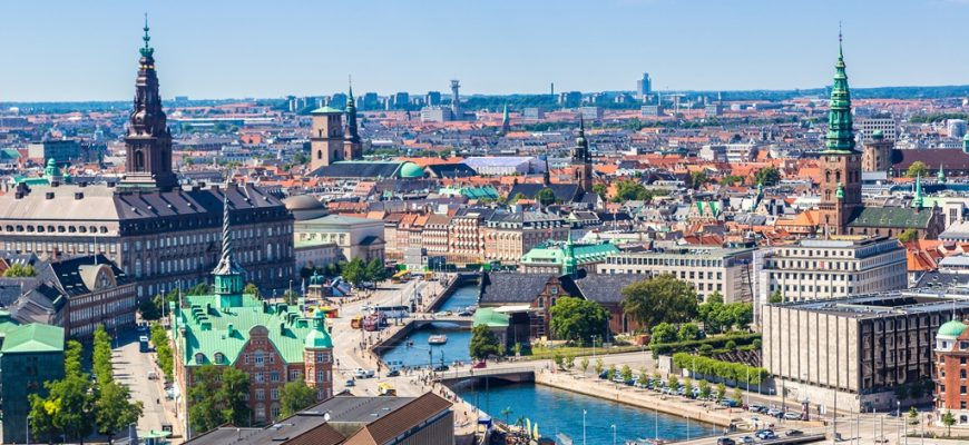 Copenhagen, Capital of Denmark