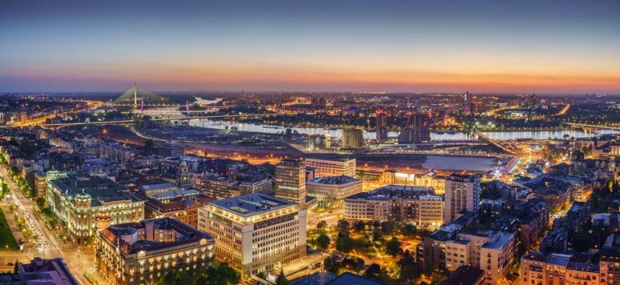 Stadsgids Belgrado