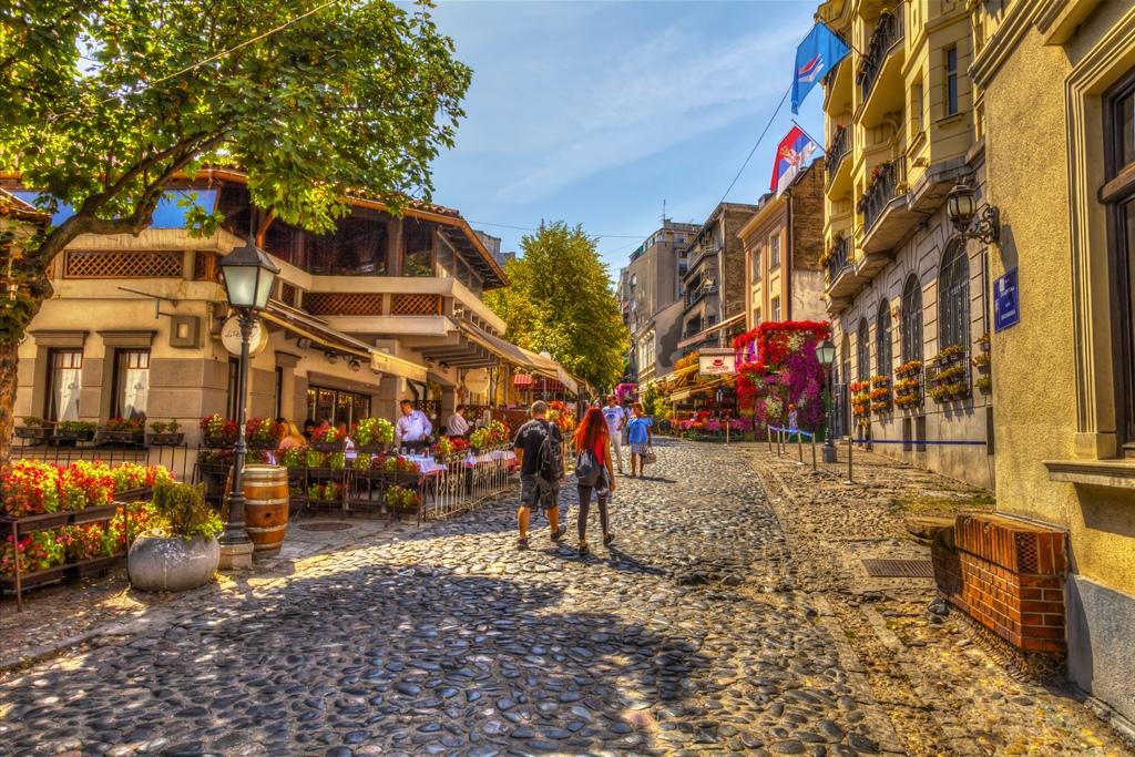 Belgrado bezoeken