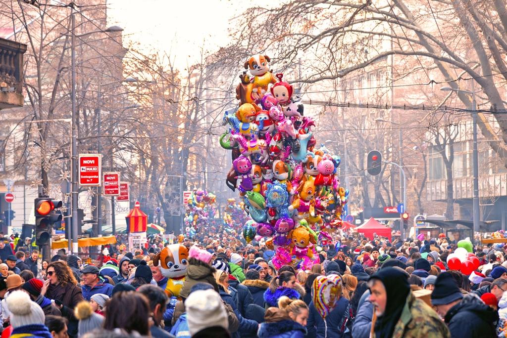 Festivals in Belgrado