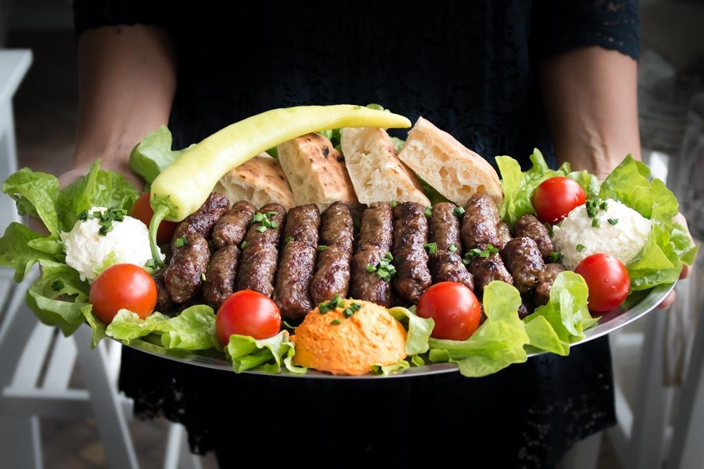 Uit eten in Belgrado
