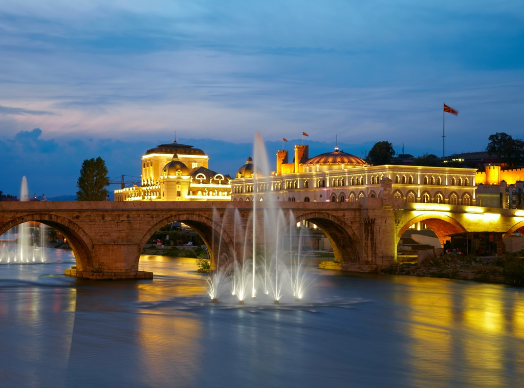 Skopje bezoeken