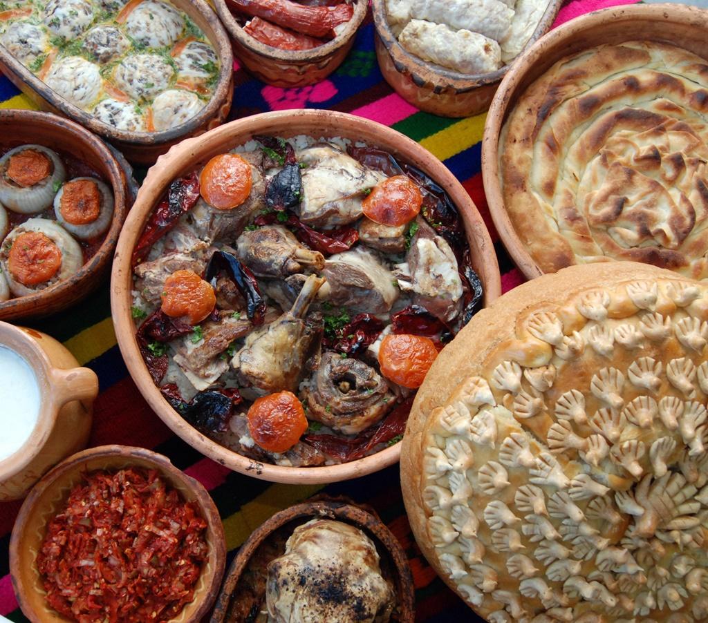 Uit eten in Skopje