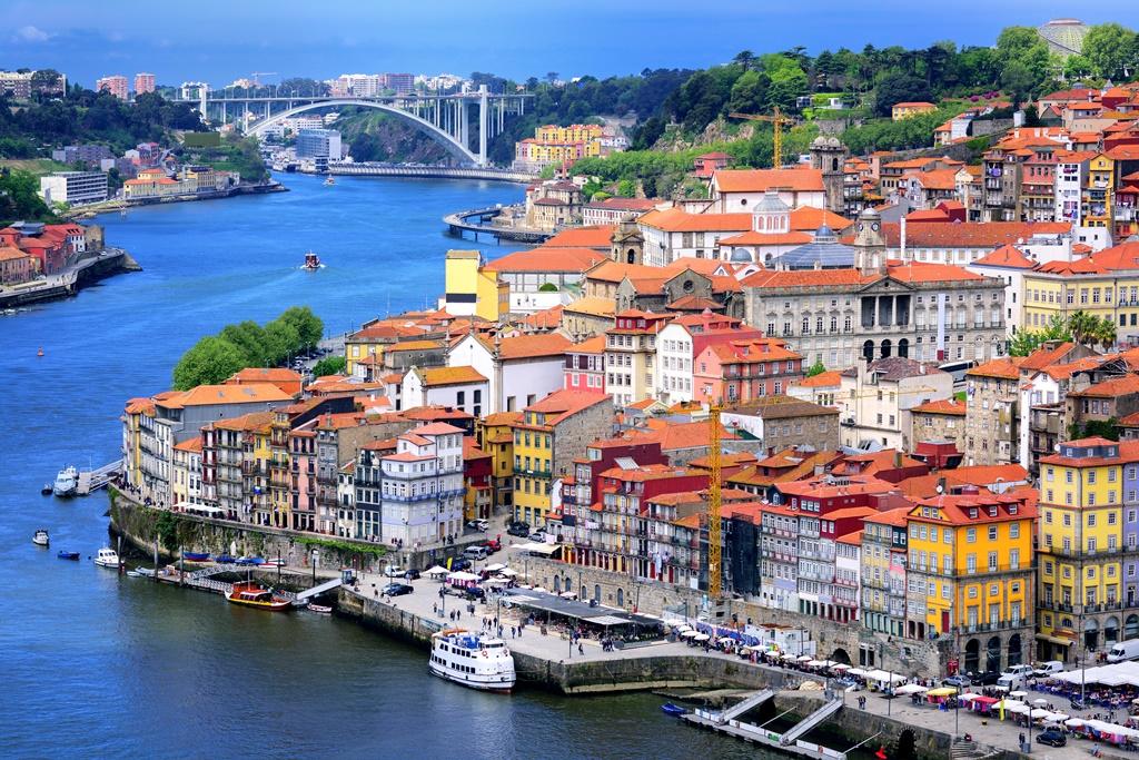 Ribeira, the Old Town of Porto