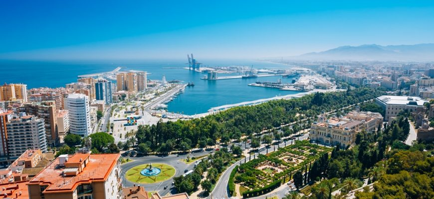 Malaga, Španjolska