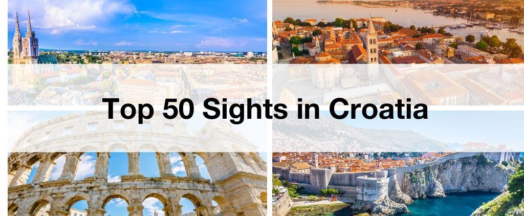 Best places in Croatia