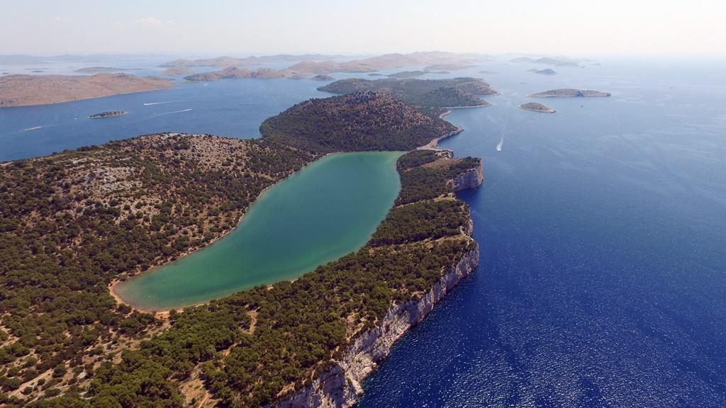 National Park Kornati & Telascica Nature Park (Mir Lake)