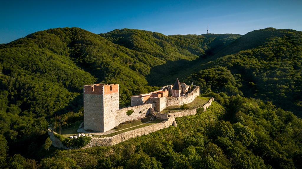 Medvedgrad Fortress