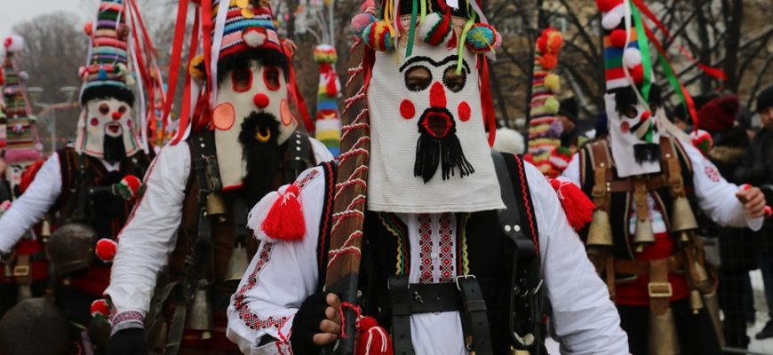 Bugarski karneval