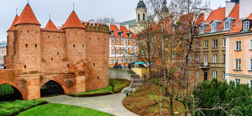 Královský hrad Varšava