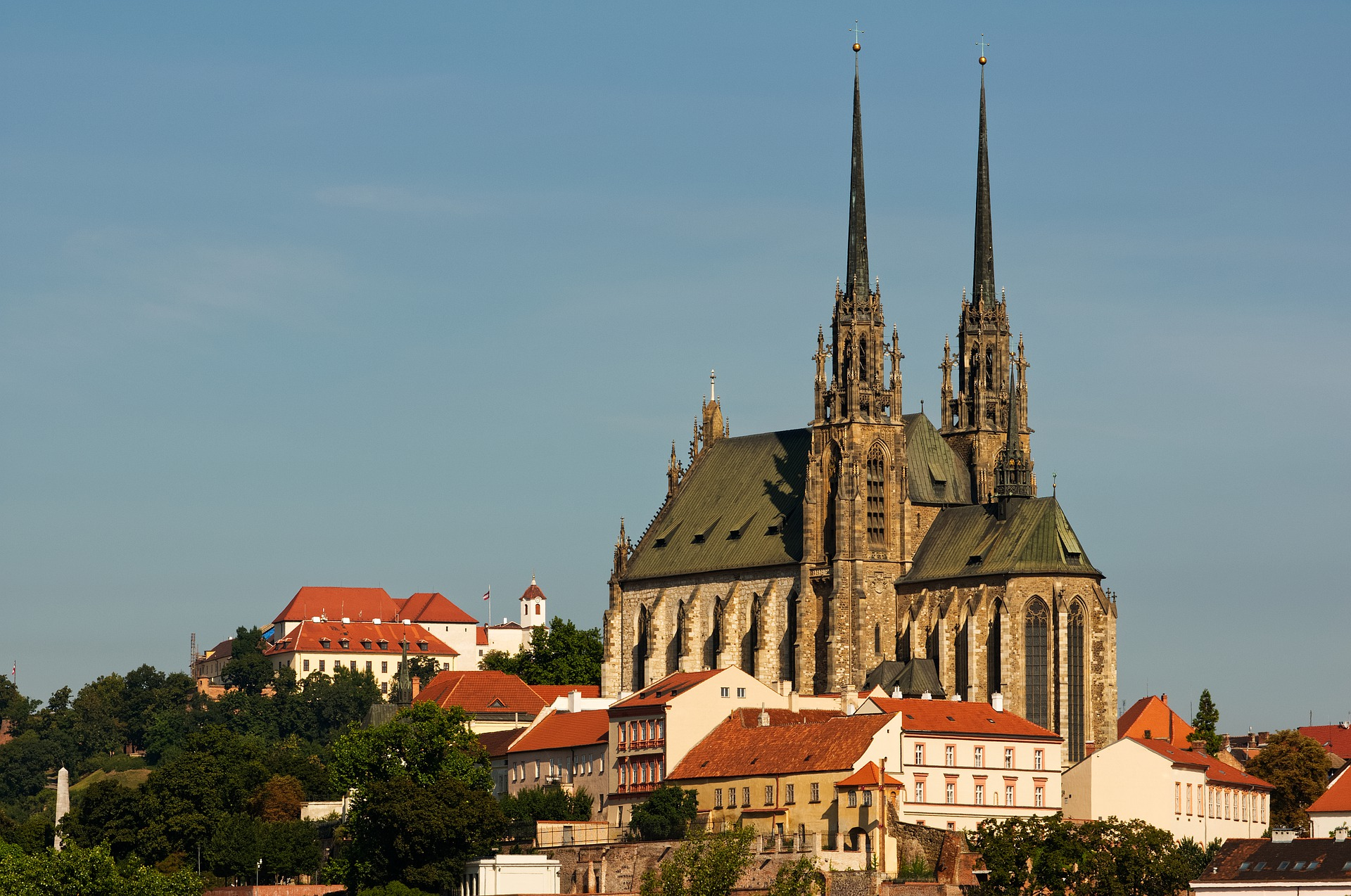 Cathedral of Sts Peter & Paul in Brno