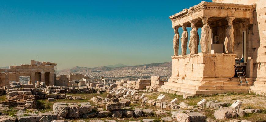 Erechtejon w Atenach