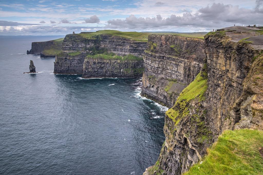 Wat te zien in Ierland