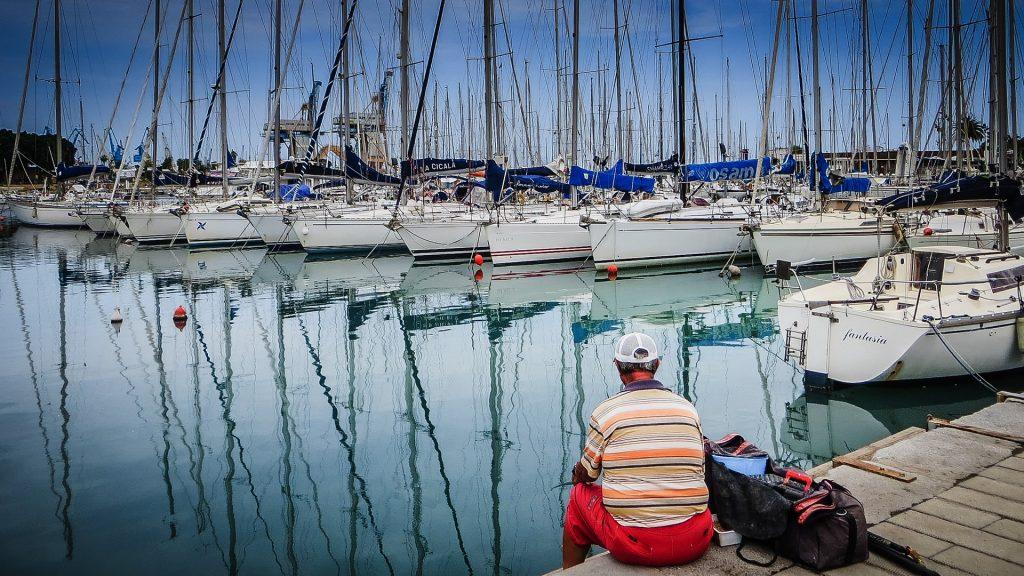 Palermo Harbour