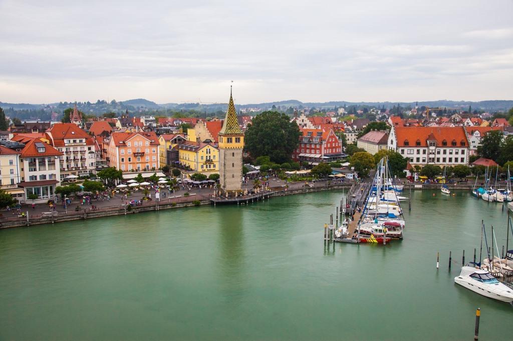 Lindau, Tyskland