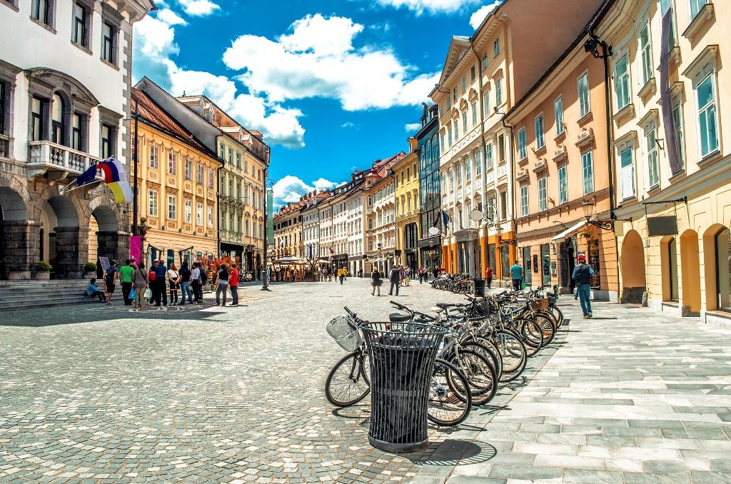 Ljubljana, Slovenien
