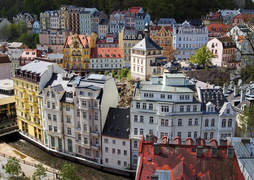 Karlovy Vary, Tjeckien